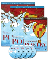 Grammar of Poetry - DVD Bundle - Exodus Books
