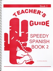 Speedy Spanish Book 2 - Teacher Guide