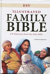 ESV Illustrated Family Bible - Exodus Books