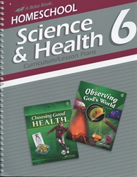 Science & Health 6 Curriculum/Lesson Plans