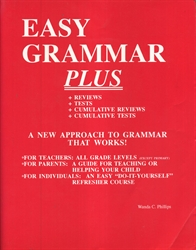 Easy Grammar Plus - Teacher Text (old)