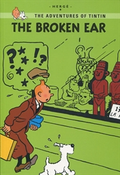TYR: Tintin and the Broken Ear