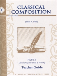 Classical Composition Book I - Teacher Guide