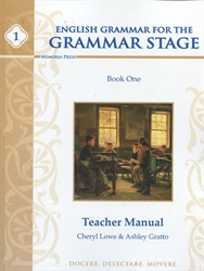 English Grammar Recitation I - Teacher Guide