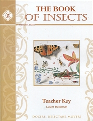 Book of Insects - Teacher Key