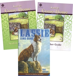 Lassie Come Home - Memoria Press Literature Set