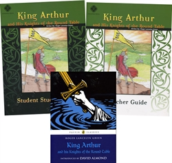 King Arthur and His Knights of the Round Table - Memoria Press Literature Set