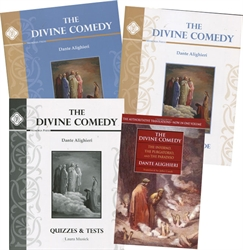 Divine Comedy - MP Literature Set