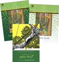 Robin Hood - Memoria Press Package
