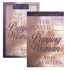 Power of a Praying Woman - Prayer and Study Guide