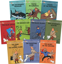 Adventures of Tintin - Young Readers Collection