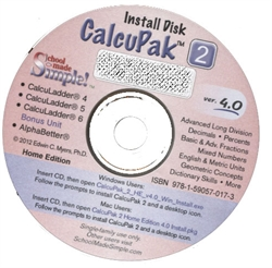 CalcuLadder MasterPak 2 CD-ROM - Exodus Books