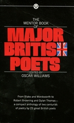 Mentor Book of Major British Poets