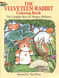 Velveteen Rabbit - Coloring Book