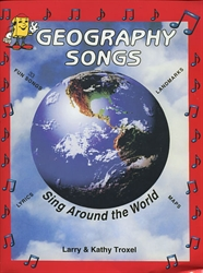 Geography Songs - Booklet only