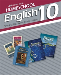English 10 - Parent Guide/Student Daily Lessons
