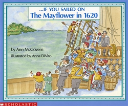 If You Sailed On the Mayflower in 1620 - Exodus Books