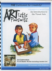 ARTistic Pursuits Grades K-3 Book 1 (old)