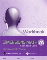 Dimensions Mathematics 7A - Workbook