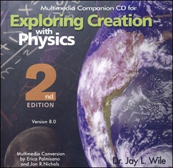 Exploring Creation With Physics - Companion CD