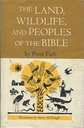 Land, Wildlife, and Peoples of the Bible