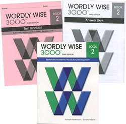 Wordly Wise 3000 Book 2 - Set