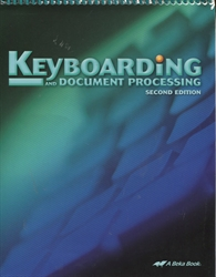 Keyboarding & Document Processing - Student Text