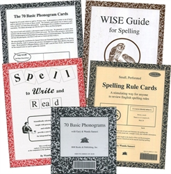 Spell to Write and Read - Core Kit