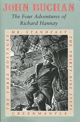 Four Adventures of Richard Hannay