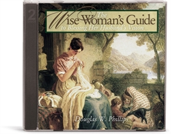 Wise Woman's Guide to Blessing Her Husband's Vision - CD