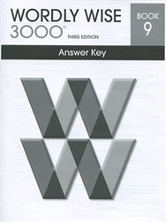 Wordly Wise 3000 Book 9 - Answer Key