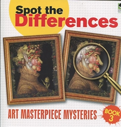 Spot the Differences Book 3