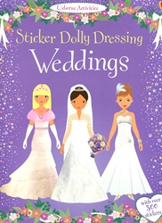 Sticker Dolly Dressing: Weddings