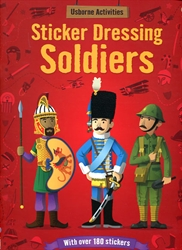 Sticker Dressing: Soldiers