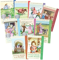 Little House - Full Color Trade Paper Set