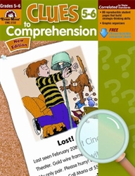Clues to Comprehension, Grades 5-6