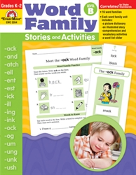 Word Family Stories & Activities B