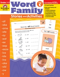 Word Family Stories & Activities C