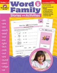 Word Family Stories & Activities D