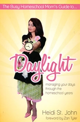 Busy Homeschool Mom's Guide to Daylight