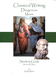 Classical Writing Diogenes: Maxim - Student Guide