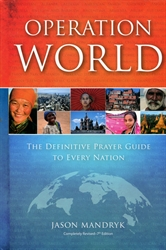 Operation World - Exodus Books