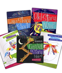Gospel Stories for Kids - Devotions Package