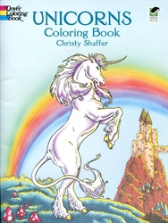 Unicorns - Coloring Book