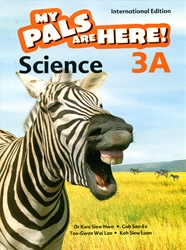 My Pals Are Here Science 3A - Textbook