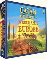 Catan Histories: Merchants of Europe - Exodus Books