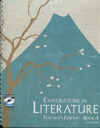 Explorations in Literature - Teacher Edition with CD