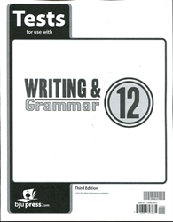 Writing & Grammar 12 - Tests