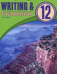 Writing & Grammar 12 - Student Worktext