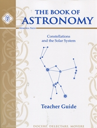 Book of Astronomy - Teacher Guide